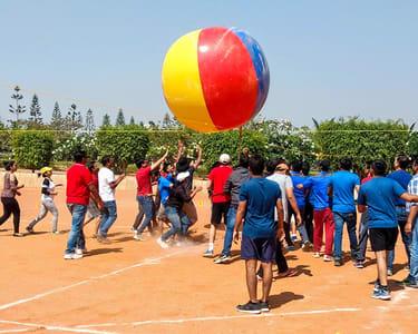 Jumbo Volleyball