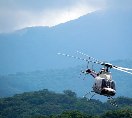 Long Helicopter Joyride in Udaipur (for International Customers)