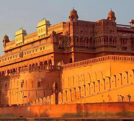 Rajasthan Sightseeing Tour: Bikaner, Jaisalmer & Jodhpur