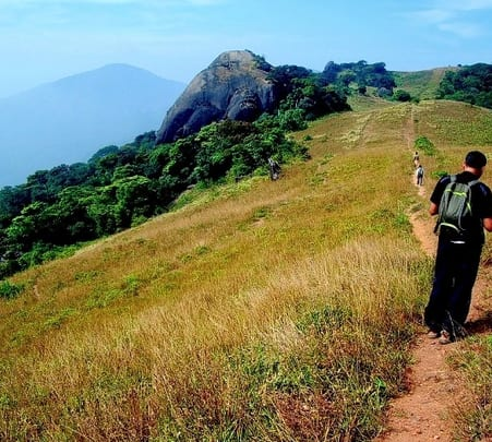 Guided Trip to the Pakshipatahalam Caves in Wayanad
