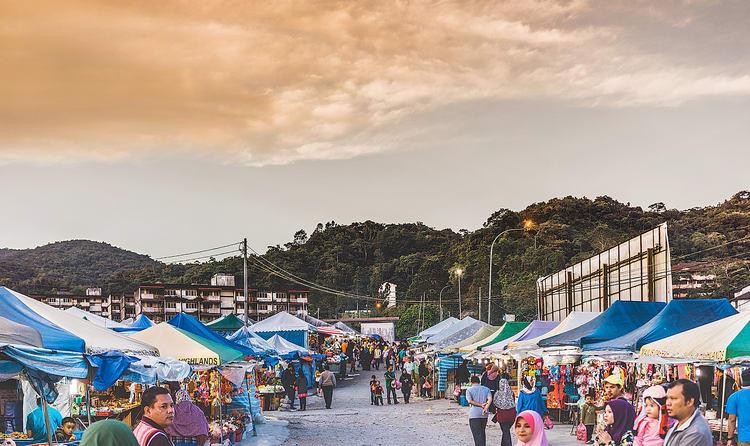 Visit Markets