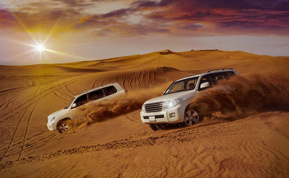 Dubai Desert Safari With Bbq Dinner Flat 40 Off Thrillophilia