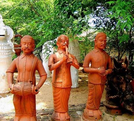 Living Museum Visit, Chennai