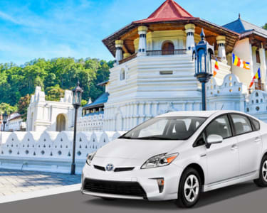 Rent a Car in Kandy - Flat 20% off