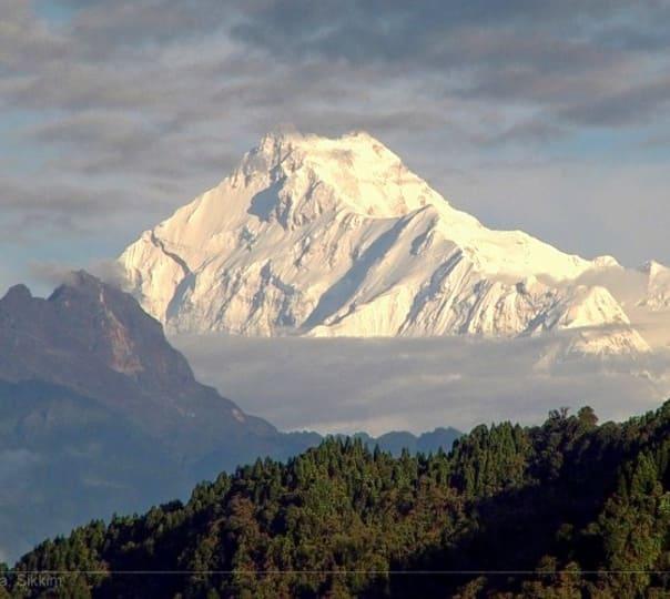 Trek to Kanchenjunga from Western Sikkim