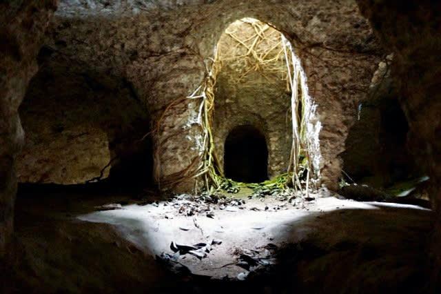 Visit Underground Labyrinth Goa Gala-Gala
