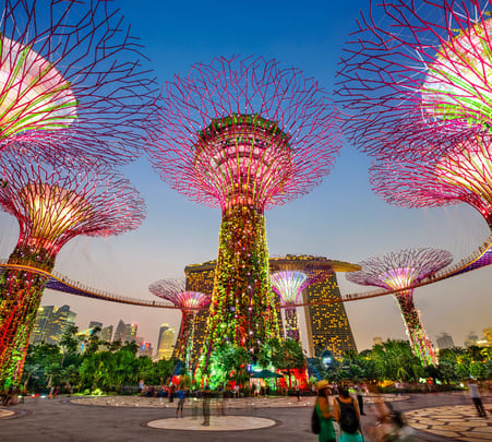 Sightseeing Tour of Singapore - Flat 20% off