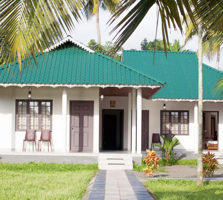 Homestay in Backwaters of Alleppey- Flat 13% off
