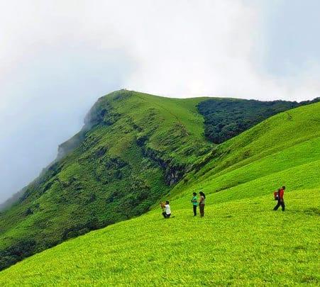 Kudremukh Peak Trek, Chikmagalur
