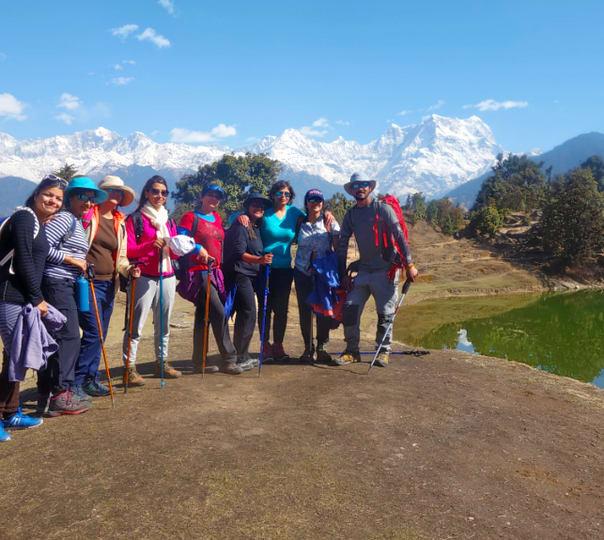 Chopta Trek Via Chandrashila Peak