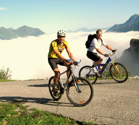 Mountain Biking in Mussoorie