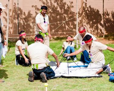 Team Outing at Holiday Village Resort, Bangalore