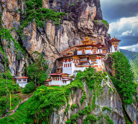 7 Days 6 Nights Bhutan Tour Package from Kolkata @ 15% off