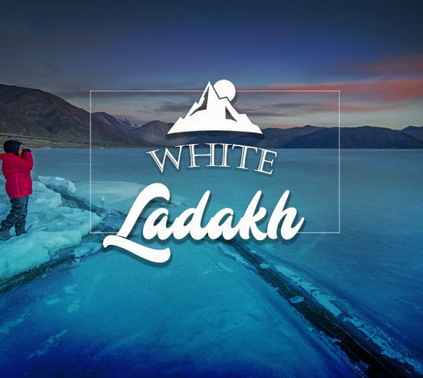 Ladakh Winter Special: Get Hypnotized by White Blanket of Snow