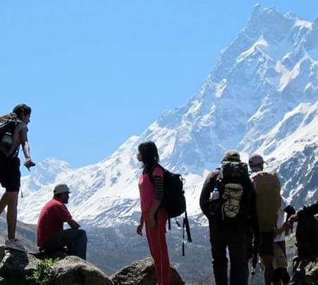 Har Ki Dun Trekking Package, Uttarakhand 2018