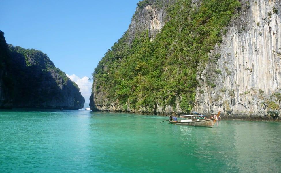 Wisata bangkok pattaya phuket