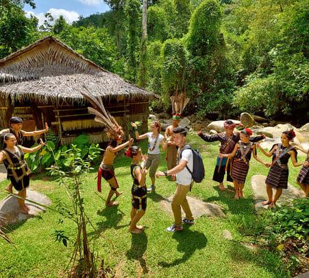 Mari Mari Cultural Village Tour, Sabah @ Flat 16% off