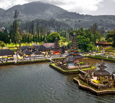 Offbeat Bali Holiday Package with Northern Bali Island