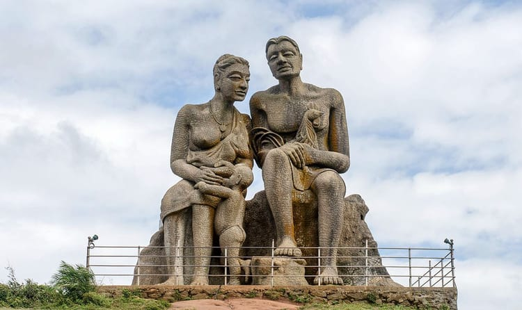 Watch Kuravan Kurathi Statue In Ramakkalmedu