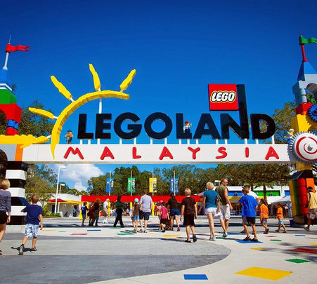 Tour to Legoland in Malaysia Flat 20% off
