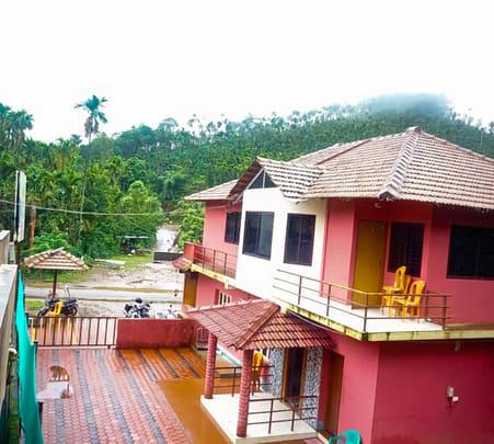 Stay at Foot Hills of Kudremukh, Sakleshpur