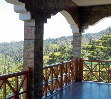 Resort Stay at Almora