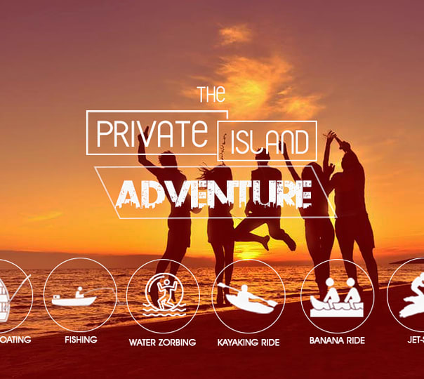 Private Island Trip with Adventurous Activities in Goa