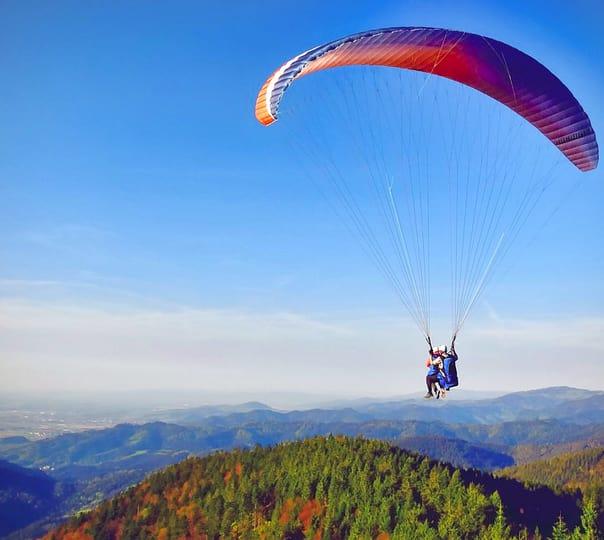 Bir Billing Paragliding and Trekking Adventure Activities