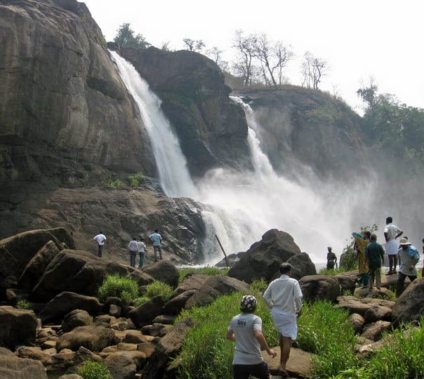 Excursion to Riverston Gap in Sri Lanka