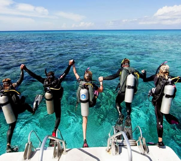 Discover Scuba Diving at Pattaya