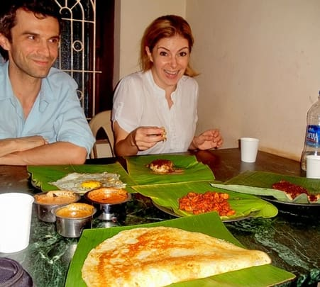 Authentic Food Tour, Madurai