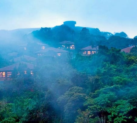 Taj Vivanta Resort in Coorg