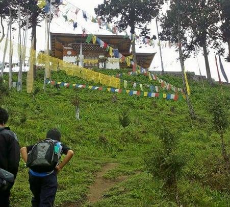 Nabji Korphu Community Based Trek