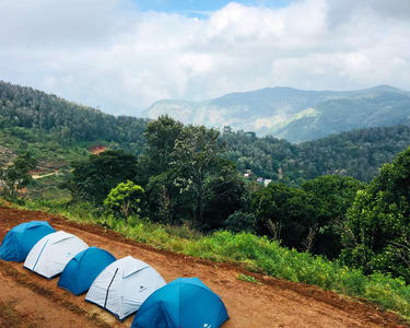 Hilltop Camping Experience in Yercaud - Flat 19% Off