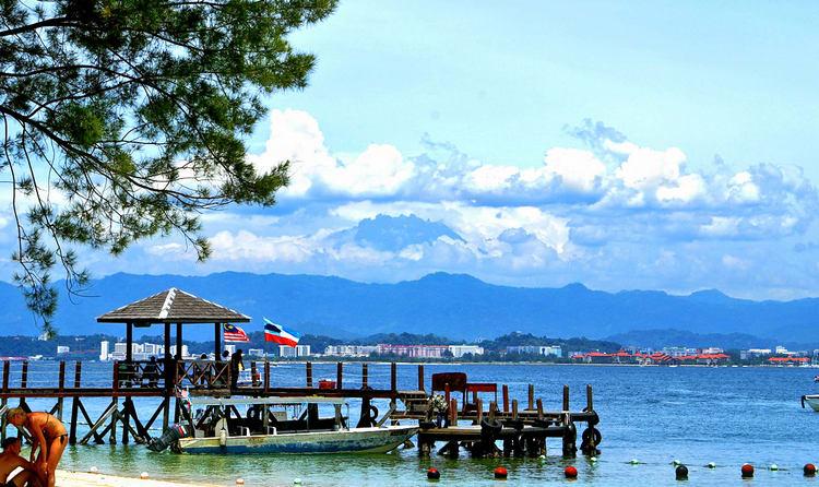 01tunku Abdul Rahman Park Kota Kinabalu