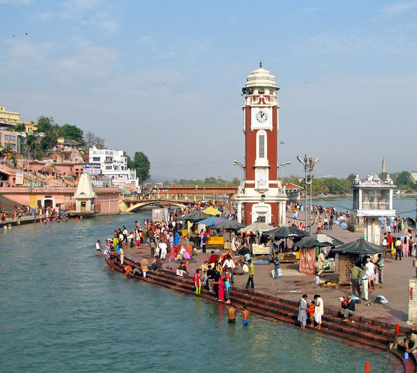 Hire a Temple Sightseeing Guide in Haridwar