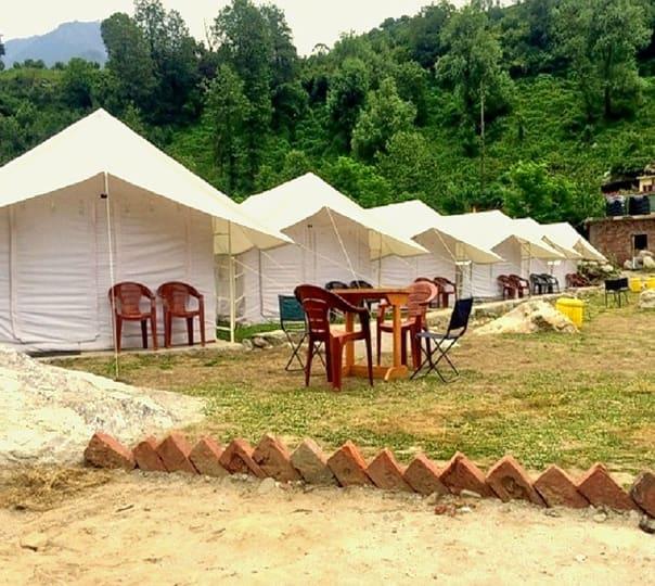 Camping Experience at Sarchu near Manali