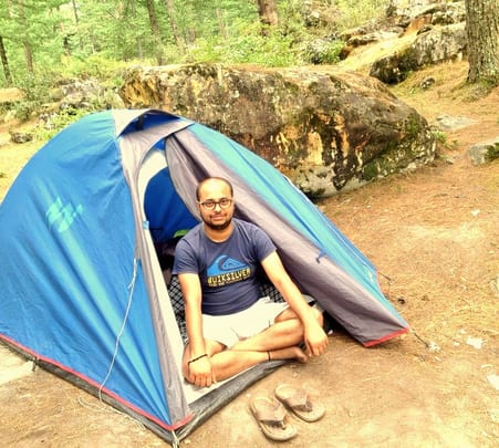 Magic valley Trek in Himachal Pradesh