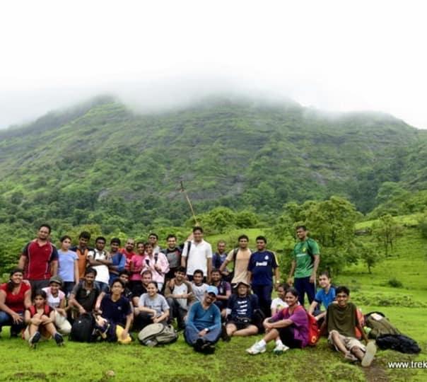 Trek to Peb (Vikatgad) near Neral, Matheran and Mumbai