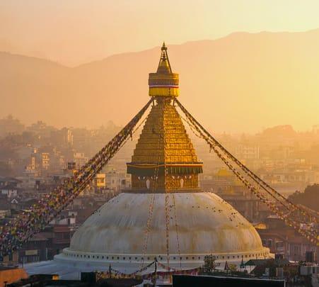 Half Day Sightseeing Tour in Kathmandu