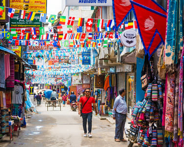 Kathmandu Bazaar Walking Tour - Flat 24% off