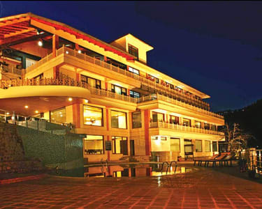 Getaway in Bhimtal Resort Flat 34% Off