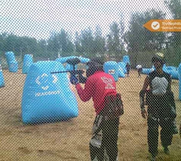 Paintball, Chennai