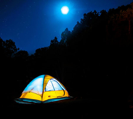 Adventure Camping Experience in Manali