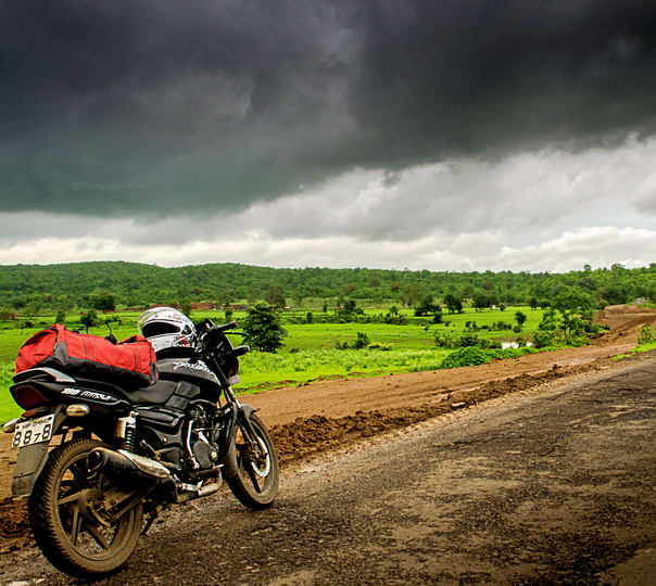 Motorcycling Trip to Panshet