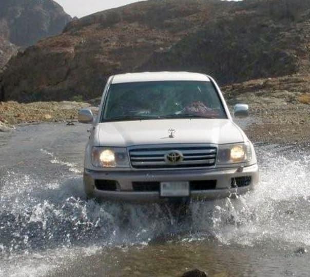 Hatta Mountain Safari Tour in Dubai