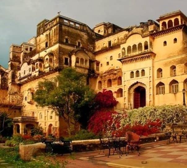 Adventurous Stay at Neemrana Fort Palace