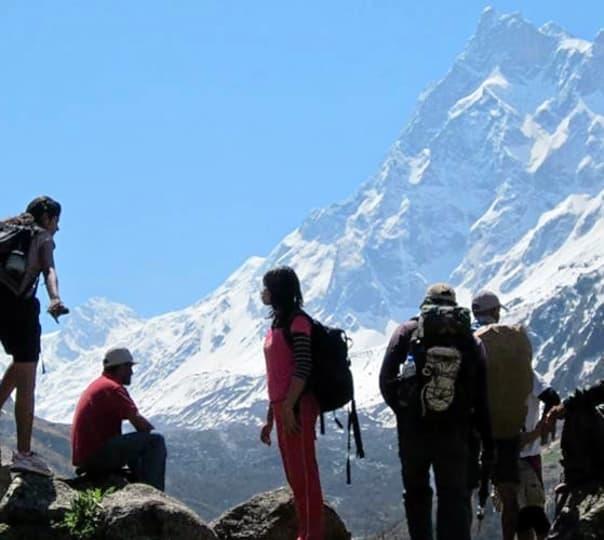 Har Ki Dun Trekking Package, Uttarakhand 2017
