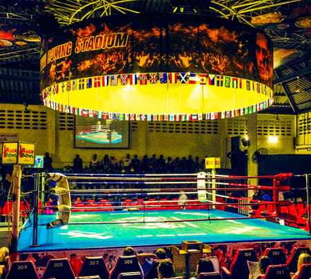 Patong Boxing Stadium Tickets Flat 15% off