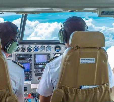 Scenic Tour of Sigiriya on an Air Plane